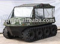 HDPE 8x8 Amphibious ATV UTV