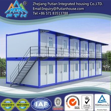 CE certified 20ft container house for living