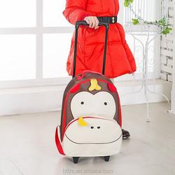 HFR-YB109 The new children cartoon trolley herschel backpack