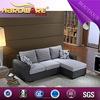sky blue high quality corner sofa for living room furniture sofa