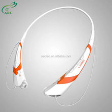 HBS-760 Wireless Neckband Bluetooth Headset Sports Ultra Lightweight High Definition Stereo Music Sound Quality