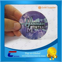 China manufactured shinning 3d pvc cards