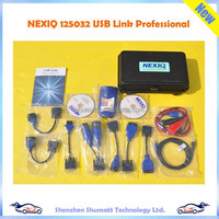 NEXIQ 125032 USB Link Professional Heavy Duty Truck Diagnose Interface Software With All Installers Nexiq