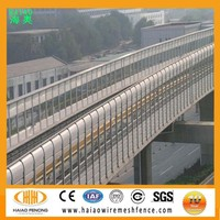 High quality low price ,noise barrier,railway soundproof screen design