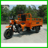 High Quality Chinese Three Wheel Motorcycle Cargo Tricycle with Cabin