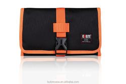 HOT Selling BUBM nylon travel folding storage bag/Ladies Cosmetic bag