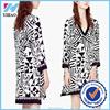 New Fashion Women Summer dress Slim Tunic Milk Silk print Floral dresses Casual Plus Size sexy bodycon dress