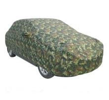 Wholesale Camouflage Color Folding Garage Car Cover
