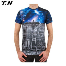3d printing t-shirt,couple t-shirt,dry fit t-shirt