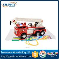 toy metal fire trucks, yellow fire truck toys
