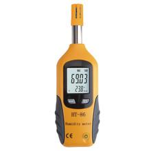 Temperatura y humedad indicador venta caliente digital termo higrómetro made in China humedad del higrómetro