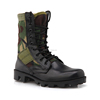 rubber sole camo military boots/hot selling tactical boots/USA military boot tactical boots black & deserrt
