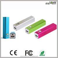 2200mAh Power stick for mobile phones and other mobile devices