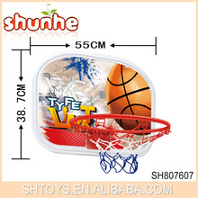 unny Game Middle Size Real Action Plastic Basketball Board For Kids