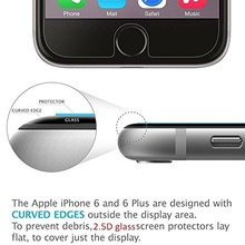 Hot Sale ultra thin Rounded Edge 2.5D 0.3mm otao tempered glass protector for infocus m2 screen protector making machine