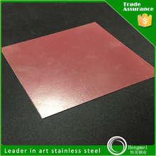emboss wall decoration panels 304 Stainless Steel Vibrating Plate