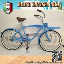 2015 26 size beach cruiser cruiser bike for lady cycling