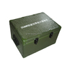 Army Green Aluminum Hard Case with Custom Foam Insert