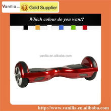 Fast delivery electric balance scooter 2 wheel electric scooter for wholesale