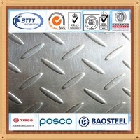 201 stainless steel checkered plate