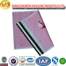 custom logo printed plastic mailing envelopes with your own design