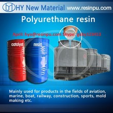 two component polyurethane resin for cooling tower