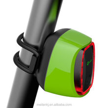 X6 folding bike light smart light streamline rear light manufacture high end