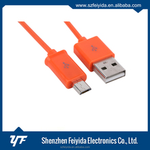 Removable assembly type 5pin usb data link cable for Mobile Phone