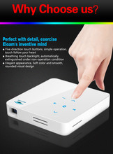 Eloam portable mini multimedia projector