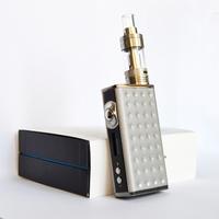 New e cig Eiffel T1 165w TC box mod E-cigarette mod with wireless charge
