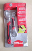 2015 HOTSALE Snap N Grip universal multifunction Wrench or spanner
