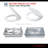 2015 all kinds of molds for toilet seat cover