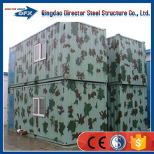 china cheap construction site easy assemble container houses