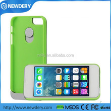 Promotional for iphone 5 external battery case with 2200mAh Li-polymer