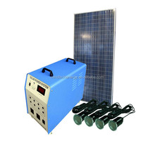2015 new item 1000W Solar Power System for home and commercial power back up
