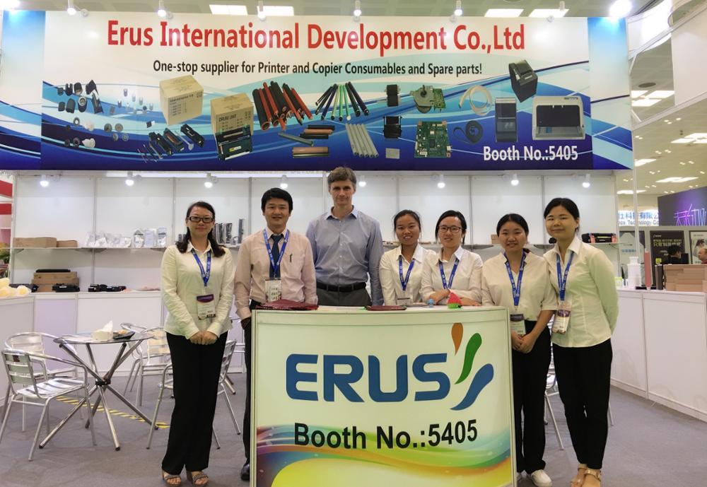 ERUS sales team