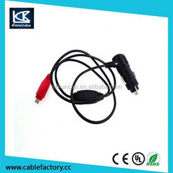 KUNCAN OEM 9v 2a car charger with ce/rohs/fcc certificate