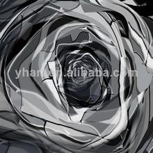 flor arte moderna pintura para a sala de