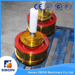 Crane Wheel Used For Single Girder Crane and Double Crane Hot Sale and Popular Received