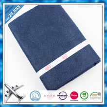 100% polyester Disposable fireproof non woven Airline moving Blanket