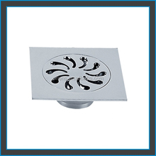 stainless casting outlet drains heated roof.