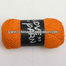 100 cotton Yarn