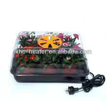 outdoor greenhouse seed planter