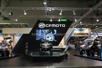 cf moto 600cc automatic shafit drive 4 wheel drive atv for sale