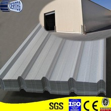 Color corrugated galvanized installation zinc roof