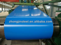 embossed color coated steel plate and prepainted steel coil