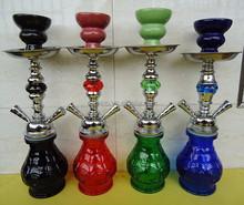 Small size hookah 2 hose shisha sale domino al fakher