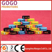 top sell new style cheap custom design/ color/ size/ logo silicone vape bands/vapeband, 22mm vapor silicon ring band for mods