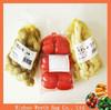 small Plastic Mesh tubular Bag For potato /ginger/paprika