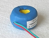 toroidal core mini current transformer DC/AC CT 16
